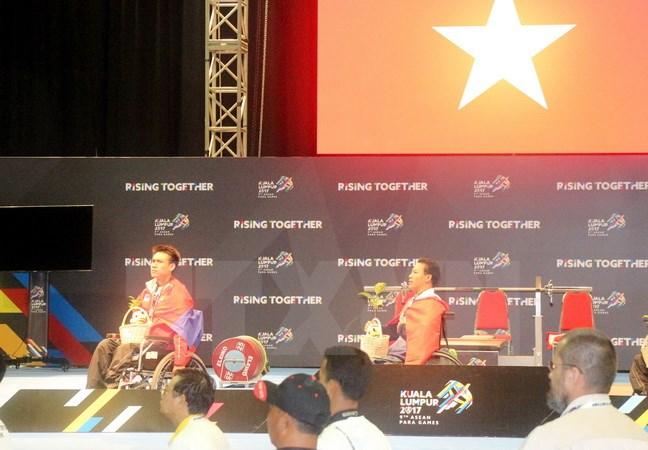 Đoàn Thể thao Việt Nam xếp thứ 4 toàn đoàn