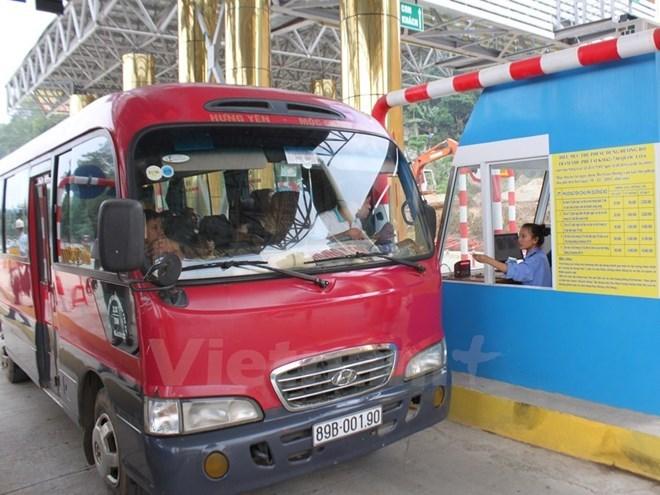 Có 38 trạm thu phí BOT đã thực hiện giảm giá vé cho phương tiện
