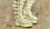 Những mẫu giày dép mốt nhất mùa thu đông 2017