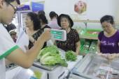 """Siêu thị """"Bữa ăn an toàn"""": Giúp người tiêu dùng có những địa chỉ sạch"""