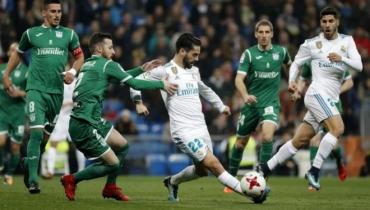 Real Madrid - Leganes: Kền Kền xây chắc ngôi đầu