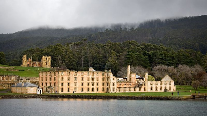 5 địa danh gây ám ảnh, hoang mang nhất nước Úc