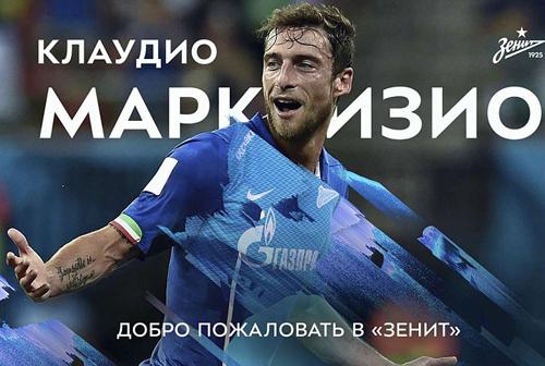 Marchisio chính thức gia nhập Zenit sau 25 năm gắn bó với 'lão bà'