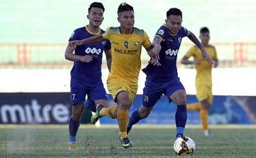 Thanh Hóa đoạt vé đầu tiên vào chung kết Cúp quốc gia 2018