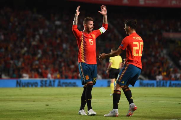 Tây Ban Nha 6-0 Croatia: Tiếp đà hồi sinh, 'bò tót' đè bẹp Á quân Thế giới