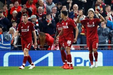 Liverpool 3-2 PSG: Sức ép nghẹt thở