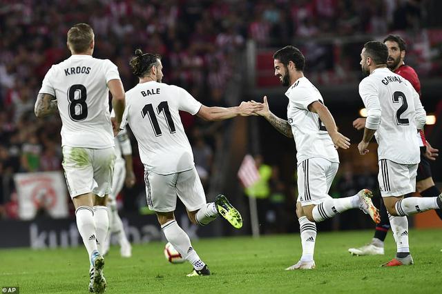 Real Madrid - AS Roma: Bài toán khó cho nhà vô địch