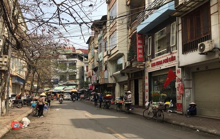 Quận Hai Bà Trưng: Tăng cường công tác đảm bảo văn minh đô thị