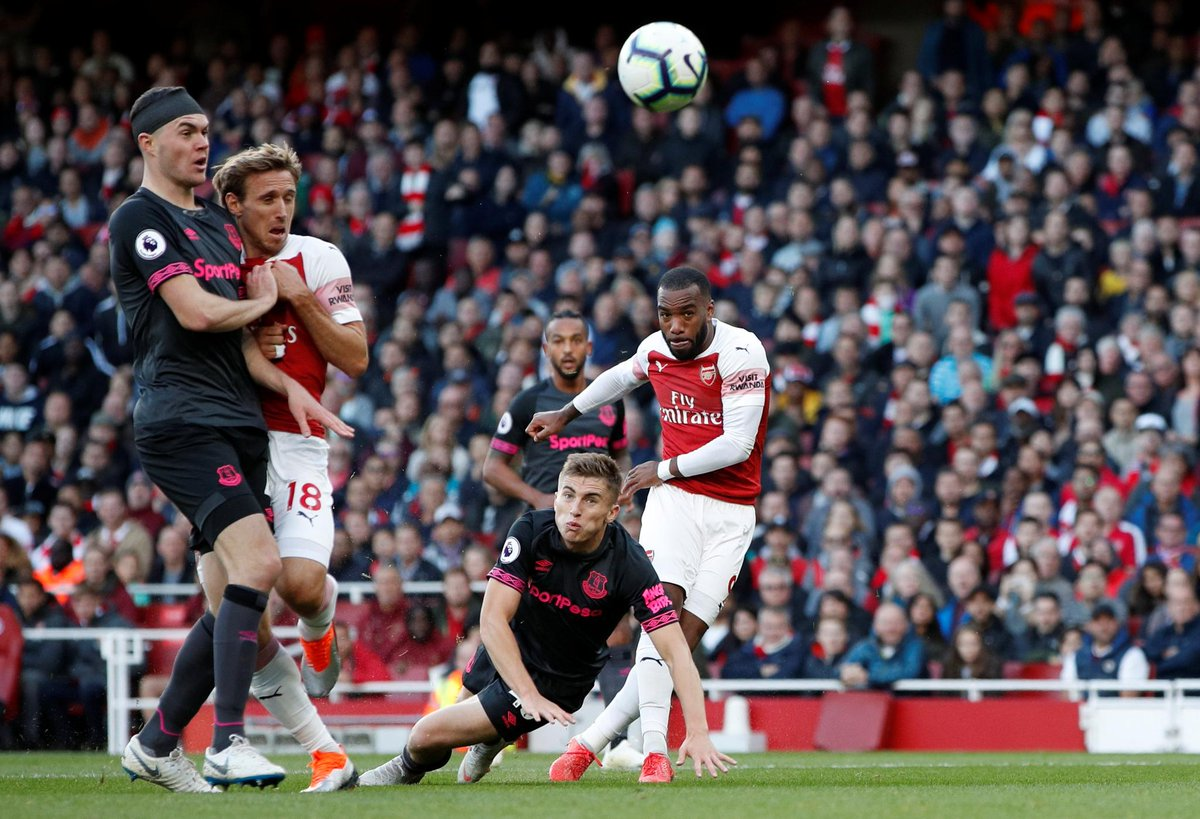 Arsenal 2-0 Everton: Khoảnh khắc ngôi sao