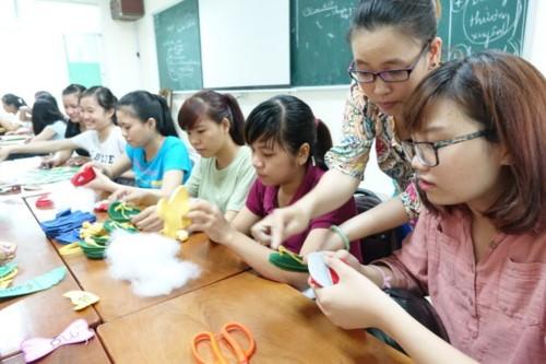 Quy định về tiêu chuẩn đánh giá chất lượng chương trình đào tạo giáo viên