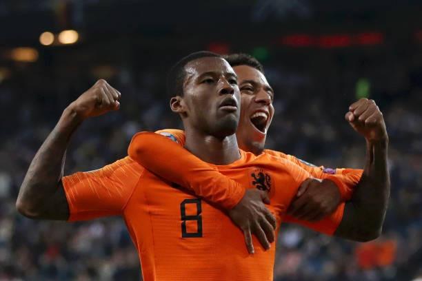 """Đức 2-4 Hà Lan: """"Cơn lốc màu da cam"""" cuốn bay """"xe tăng"""" Đức"""