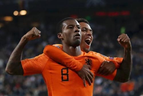 Đức 2-4 Hà Lan: