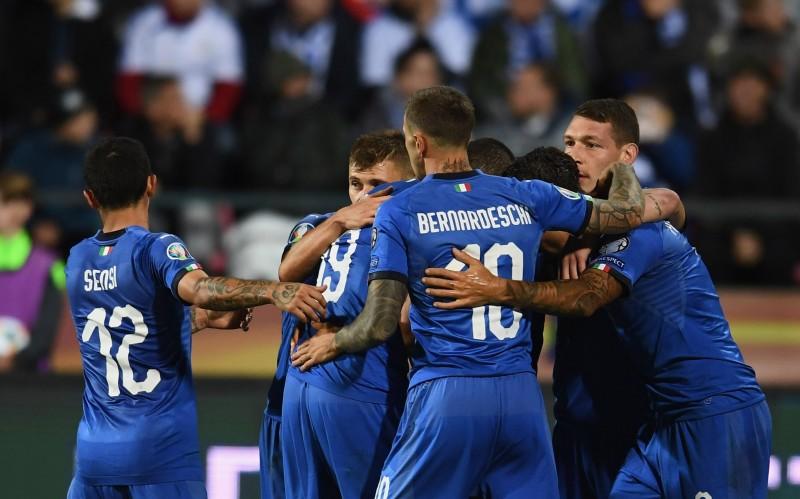 Phần Lan 1-2 Italia: Xây chắc ngôi đầu