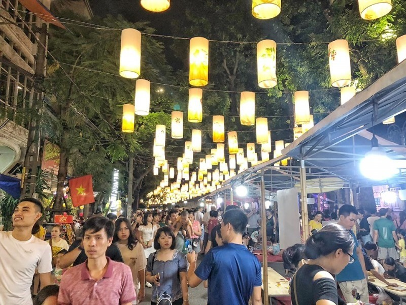 Tết Trung thu ở Hà Nội: Dần trở về nét đẹp xưa