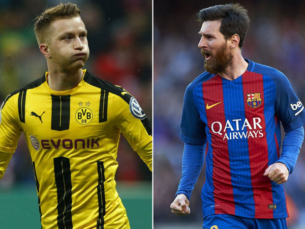 Dortmund - Barcelona: Chờ 'cơn mưa' bàn thắng