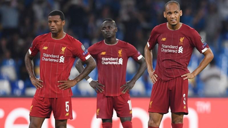 Napoli 2-0 Liverpool: Đương kim vô địch bất ngờ 'ngã ngựa'