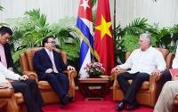 Tăng cường hợp tác giữa Hà Nội và các địa phương của Cộng hòa Cuba và Cộng hòa Pháp