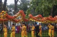 Liên hoan Múa rồng Hà Nội 2019: Nơi thăng hoa nghệ thuật truyền thống