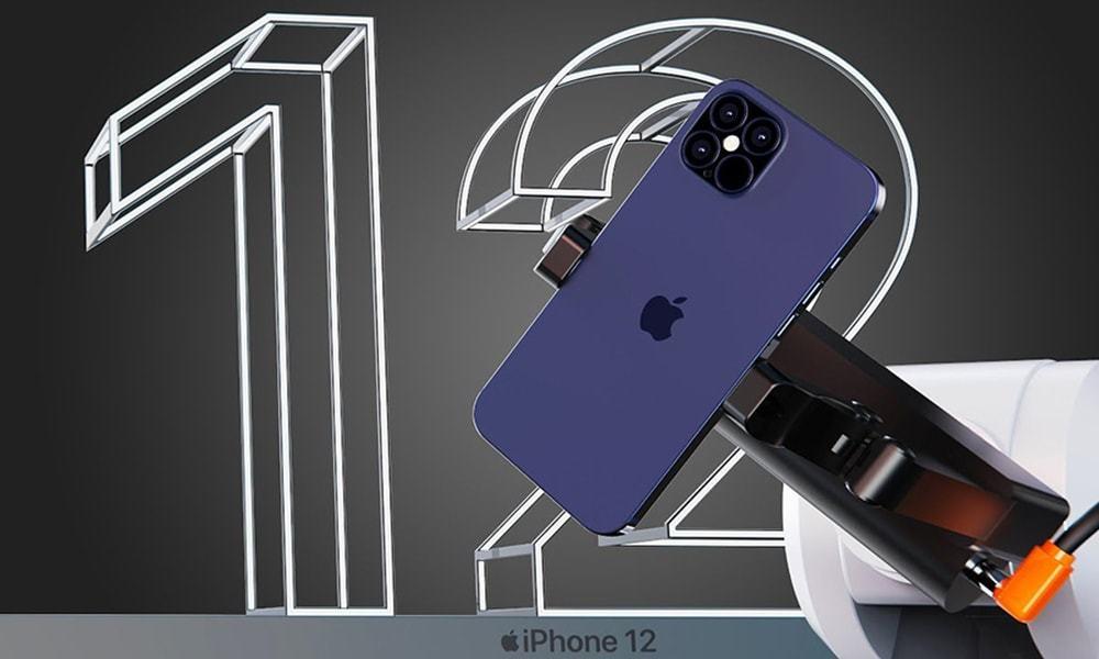Apple,iPhone,iPhone 12,5G