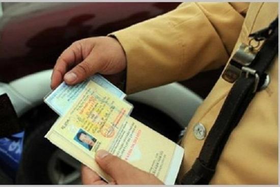28 lỗi vi phạm có thể bị trừ điểm giấy phép lái xe