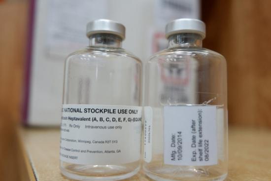 WHO tài trợ khẩn 10 liều thuốc giải độc Botulinum cho Việt Nam