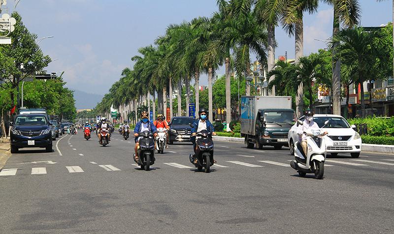Dự kiến 0 giờ ngày 11/9, Đà Nẵng tiếp tục nới lỏng giãn cách xã hội