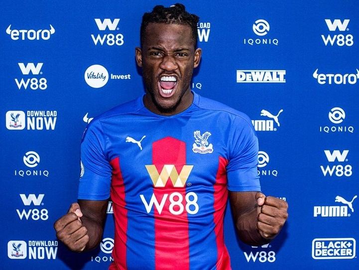 Michy Batshuayi đến Crystal Palace theo dạng cho mượn