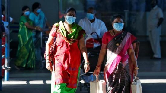 Tốc độ lây nhiễm và tử vong vì Covid-19 tại Ấn Độ đứng đầu thế giới