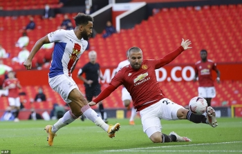 Sau vòng 2 Ngoại hạng Anh 2020/2021: Thất vọng nửa đỏ thành Manchester