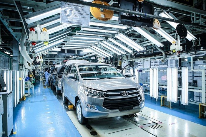 Đề xuất giảm thuế mới, ô tô sẽ tiếp tục giảm giá