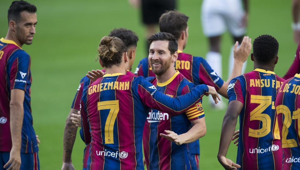 Barcelona 4-0 Villarreal: Khởi đầu hoàn hảo của Ronald Koeman