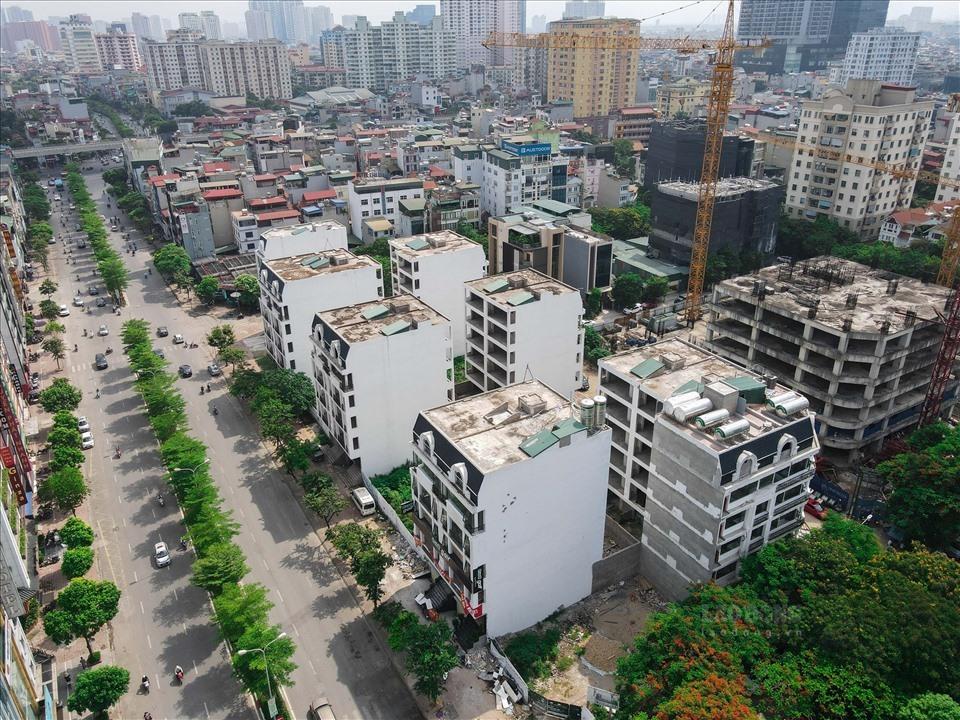 Người dân mua chung cư có mua cả đất?