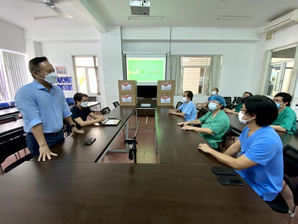 Doanh nghiệp đồng hành cùng thành phố Đà Nẵng đẩy lùi dịch Covid-19