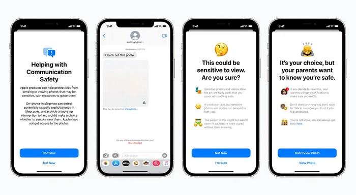 Apple tạm dừng kế hoạch triển khai tính năng an toàn cho trẻ em