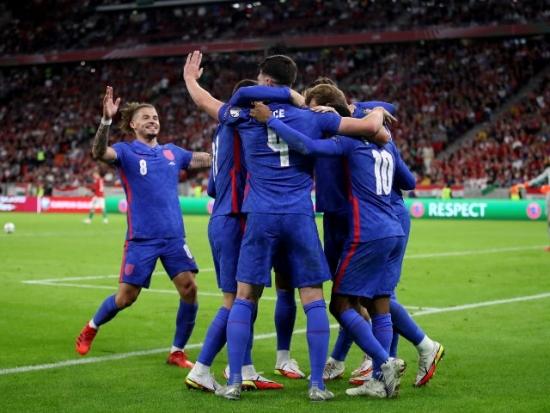 Anh - Andorra: Thử nghiệm đội hình