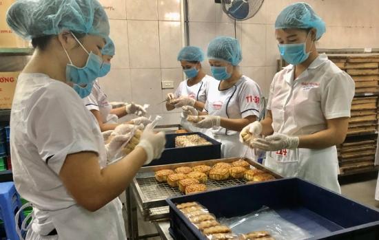 Tăng cường quản lý chất lượng bánh Trung thu