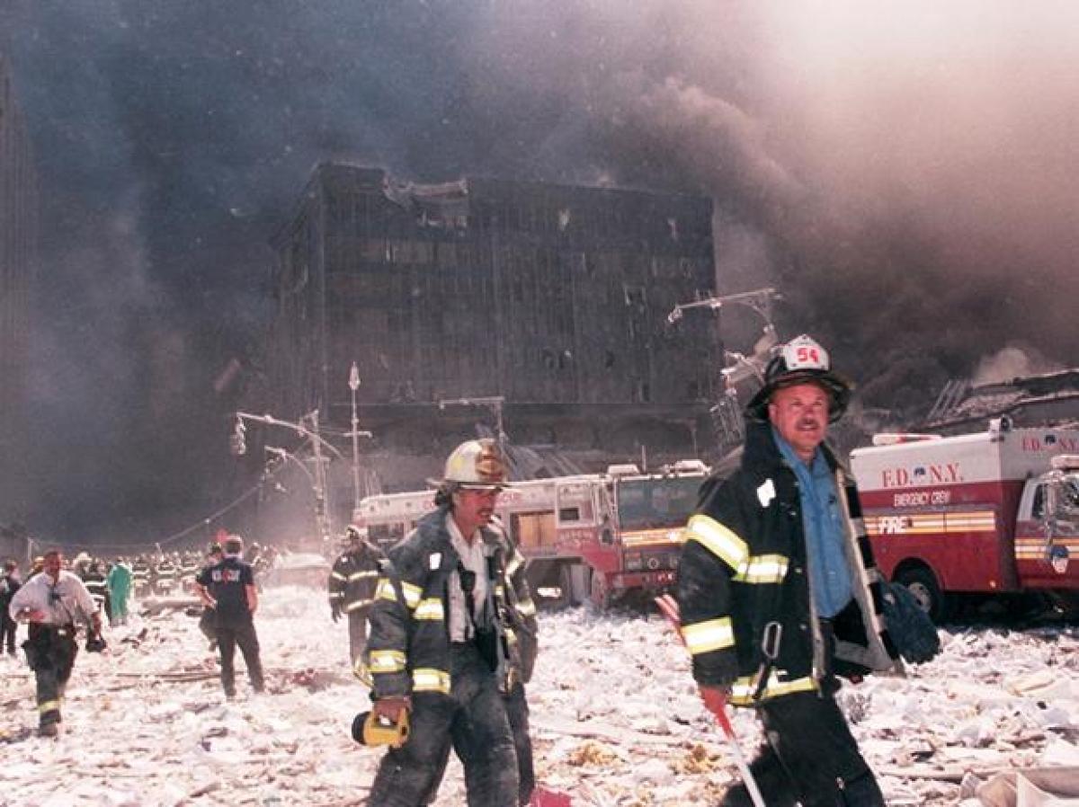 """Vụ khủng bố 11/9: Những """"mảnh ký ức"""" đau buồn"""