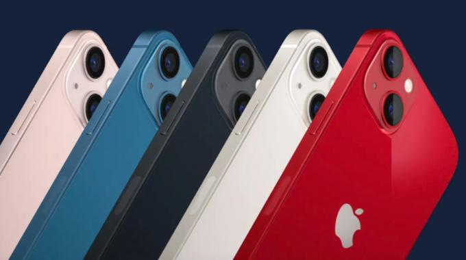 Apple chính thức ra bốn mẫu iPhone 13, iPad mới và Watch Series 7 với hàng loạt cải tiến
