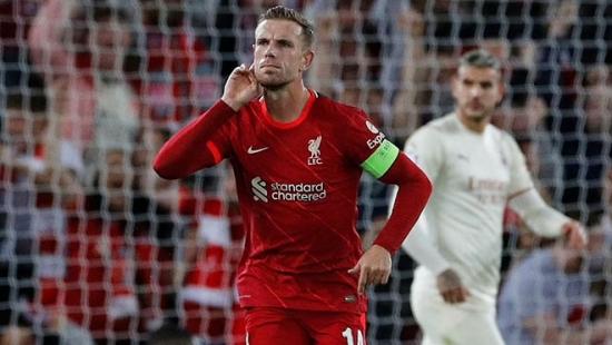 Liverpool 3-2 Milan: Ngược dòng kịch tính
