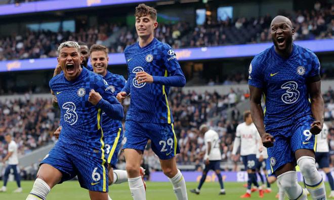 Tottenham 0 -3 Chelsea: Không thể ngăn cản