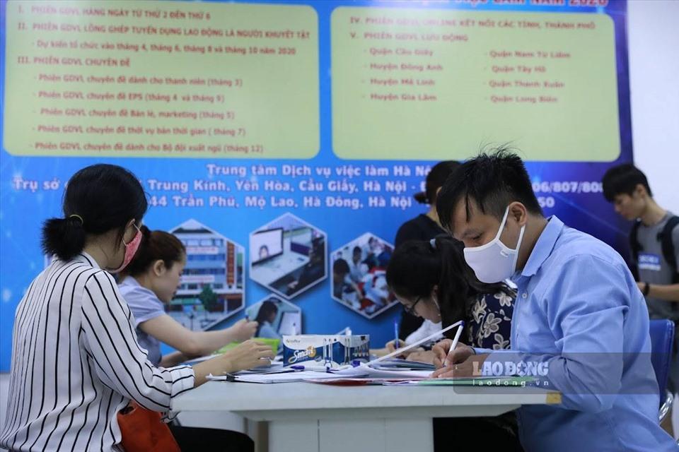 Kịch bản thị trường lao động Hà Nội sau nới lỏng giãn cách