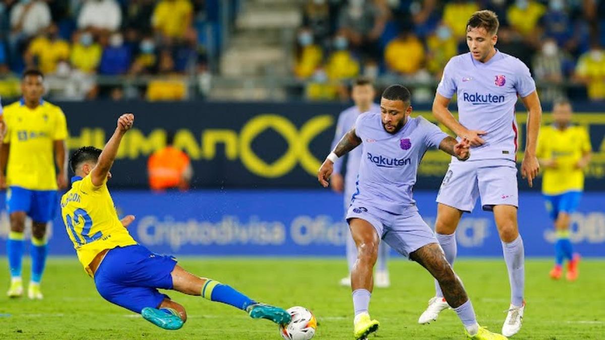 Cadiz 0-0 Barcelona: Dấu hiệu khủng hoảng