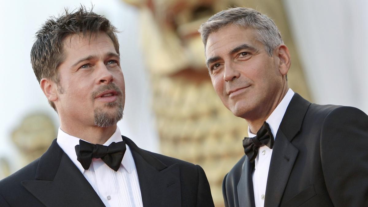 """Brad Pitt và George Clooney tái hợp trong phim mới của đạo diễn """"Spider-man: No way home"""""""