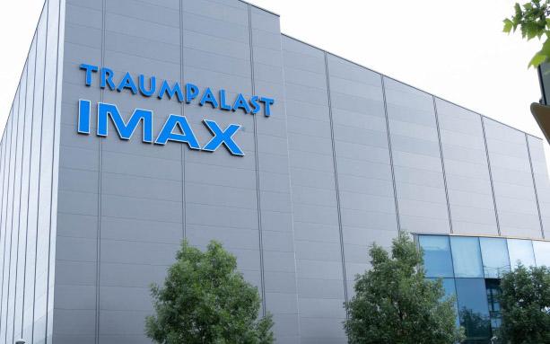 """Rạp Imax lớn nhất thế giới mở cửa tại Đức với phim """"No Time to Die"""""""