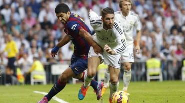 Suarez sợ Sergio Ramos nhất thế giới