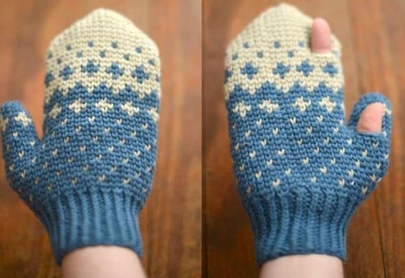 Hai chiếc găng tay