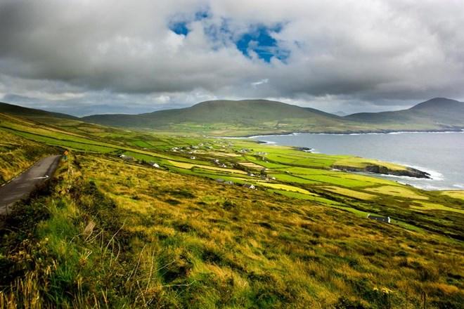 Khám phá cảnh quan thiên nhiên hùng vĩ, tuyệt đẹp ở Ireland