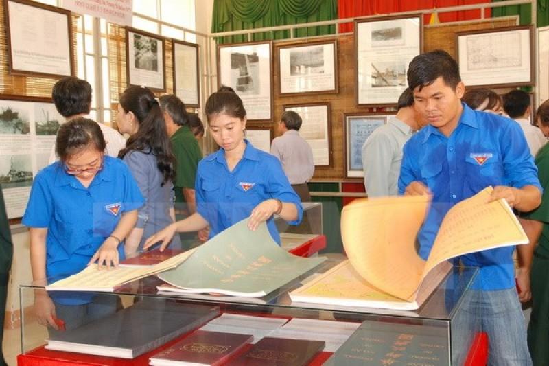 Trưng bày tư liệu Hoàng Sa, Trường Sa tại Bình Thuận