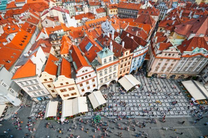 Chiêm ngưỡng 10 quảng trường đẹp nhất thế giới