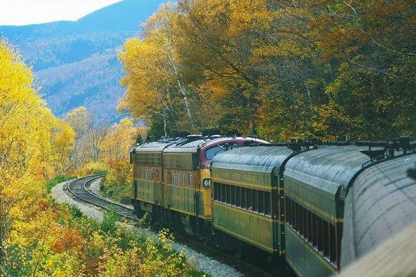 15 tuyến đường sắt khiến bạn phải ngỡ ngàng